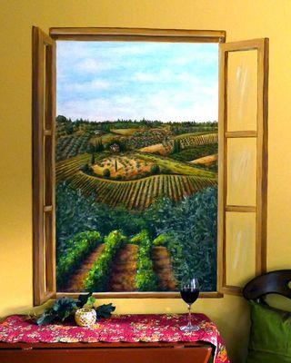 Tuscan-wine-cellar-window-mural