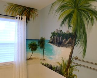 Tropical-mural-bathroom-tulum