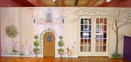 fairy-tale-castle-mural