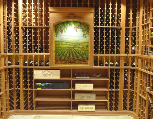 Vineyards of Chianti-Tuscany - Wine Cellar