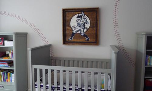 Baseball-mural-sports-nursery