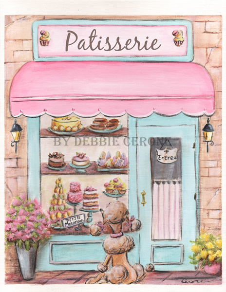 Patisserie-french-pastry-shop-print-personalized