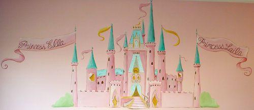 Pink-blue-cinderella-castle
