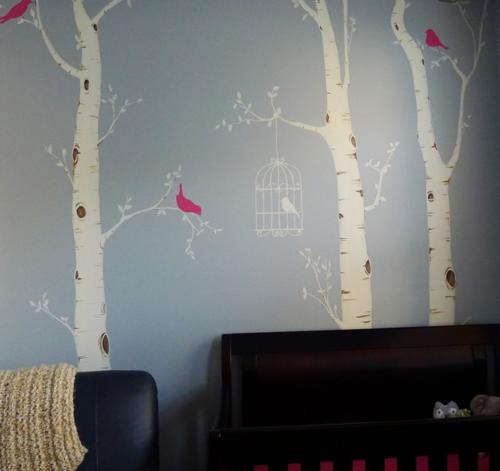 Birch-tree-nursery