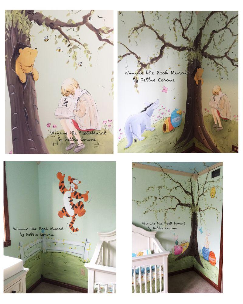 Winnie-the-pooh-mural-pinterest