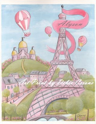 Paris-eiffel-tower-with-flag-personalized-800