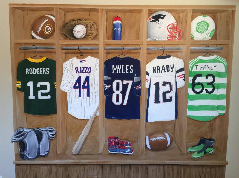 Sports-locker