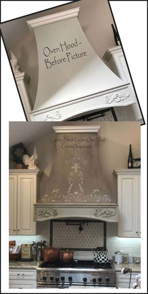 French-kitchen-oven-hood-before-after-pinterest