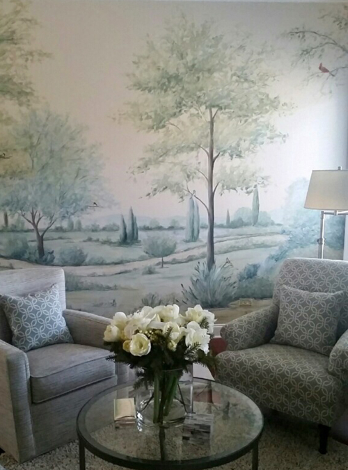 Landscape-mural-tone-on-tone